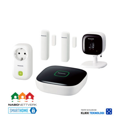 Enter-Security_Panasonic_KX-HN6012 Smart Home Kit